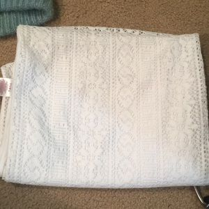 Infinity Scarf Lace
